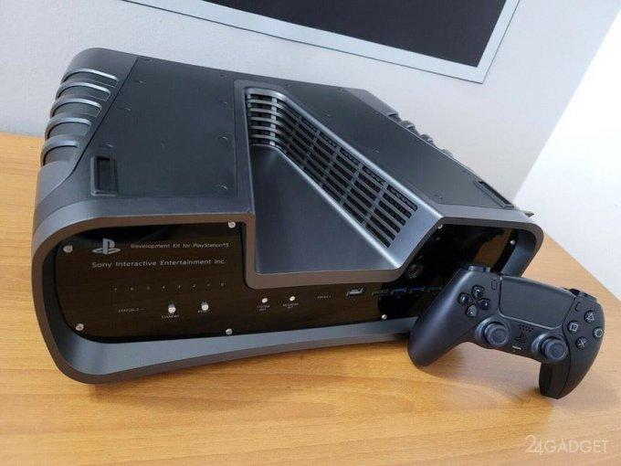 Прототипы PlayStation 5 для разработчиков появились в продаже на eBay (4 фото)