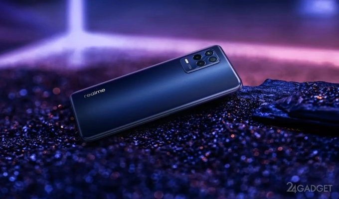 Realme презентовала смартфоны Realme 8s и Realme 8i (3 фото)