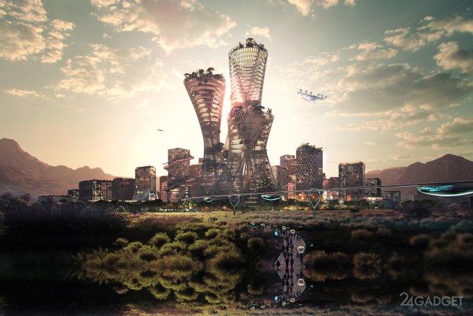 Личный город для американского миллиардера