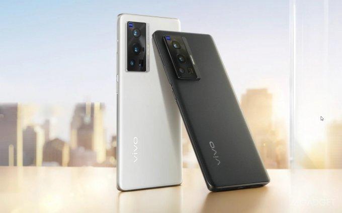 vivo представляет глобальную версию смартфонов X70 Серии. Будущее профессиональной мобильной фотографии совместно с ZEISS