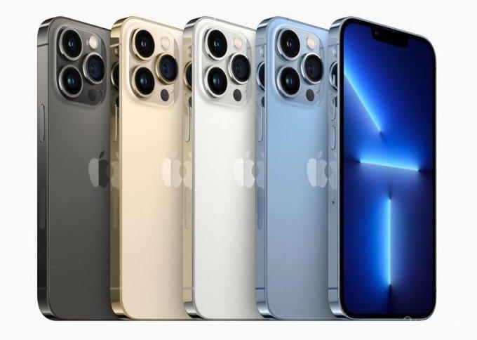 Представлен флагманский смартфон iPhone 13 Pro с модернизированной камерой (4 фото)