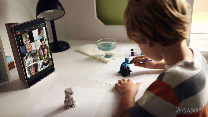 Новый базовый планшет Apple iPad работает на процессоре A13 Bionic (5 фото)
