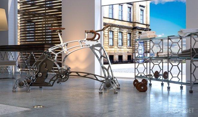 Оригинальный велотренажер RoyalBees по цене от 12800 долларов (3 фото)